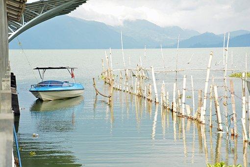 Sumatra, Takengon, Indonesia, Lake