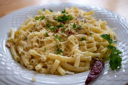 Food, Cheese, Spätzle, Noodles, Allgäuerisch