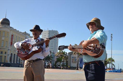Music, Viola, Guitar, Instrument, Musician, Sound