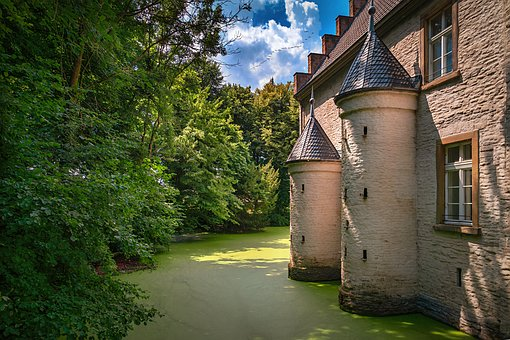 Castle, Architecture, Middle Ages, Places Of Interest