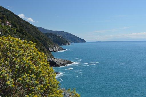 Italy, Riviera, Cinque Terre, Liguria, North Italy
