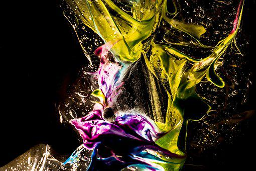Art, Abstract, Design, Colorful, Color, Texture