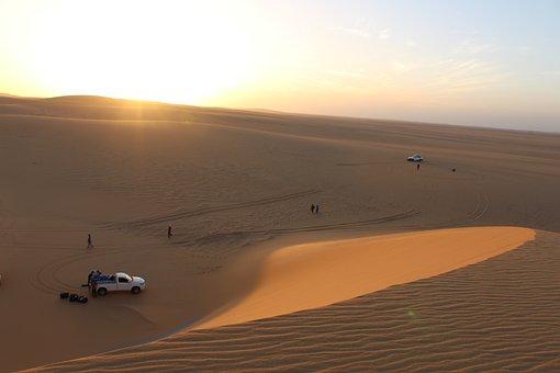 Sahara, Desert, Sand, Dune, Landscape, Africa