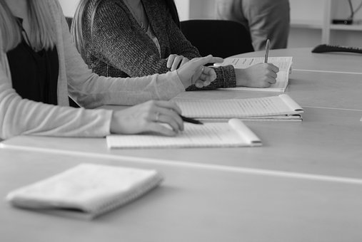 Meeting, Group, Work, Coworkers