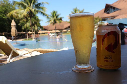 Beer, Relax, Holiday, Hotel