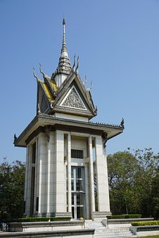 Choeung Ek, Genocidal Center, Memorial, Khmer Rouge