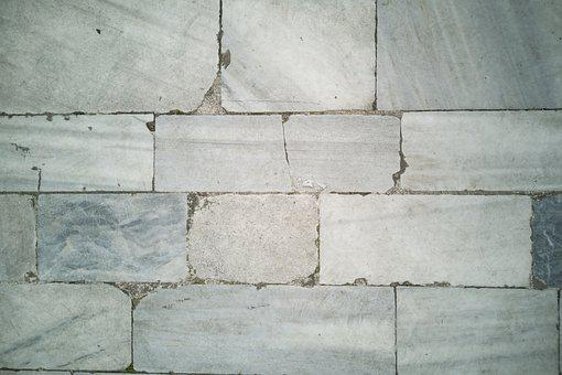 Marble, Brick, Cement, Solid, Texture, Pattern, Ground