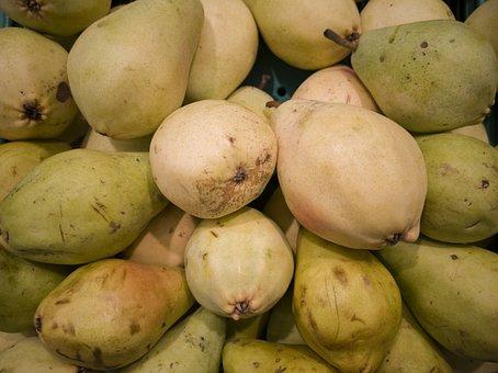 Pear, Fruit, Vegetable, Healthy, Diet, Nature, Health