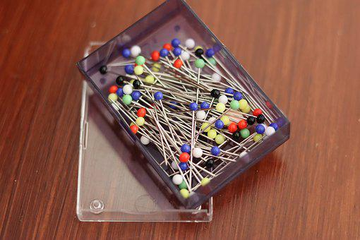 Stilettos In A Box, Needles, Sewing, Hobby, Needle, Sew