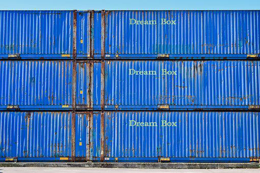 Container, Cargo, Trade, Logistics, Port, Industry