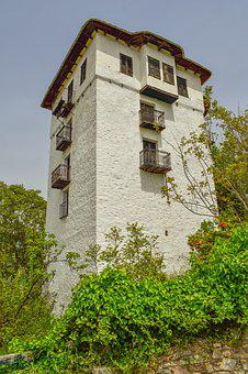 Tower, House, Architecture, Traditional, Building