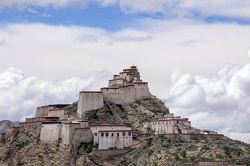 Asia, Autonomous Region Of Tibet, China, Buddhism