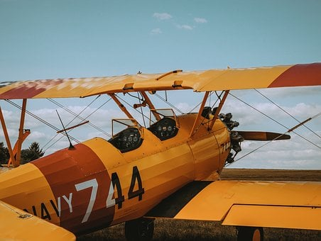 Aircraft, Double Decker, Flying, Aviation, Sky