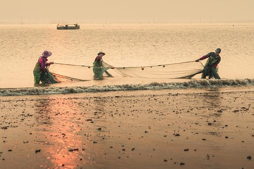 China, Asia, Countryside, Xiapu, Fishing Village