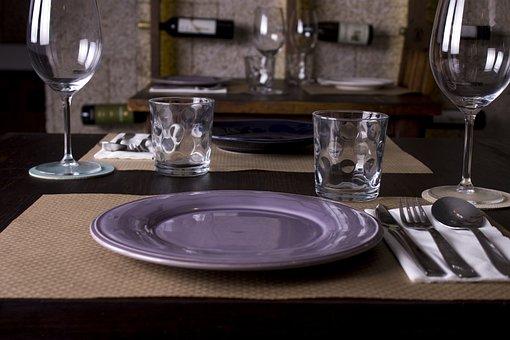 Plate, Restaurant, Food, Dinner, Kitchen, Meal, Lunch