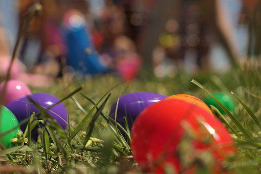 Easter, Egg, Painted, Spring, Colored, Eggs, Nature
