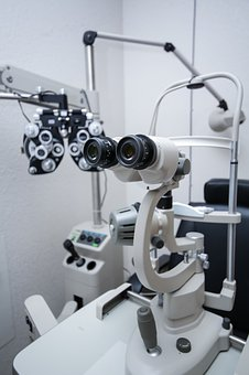 Optometry, Slit Lamp, Exam Room, Eye Doctor