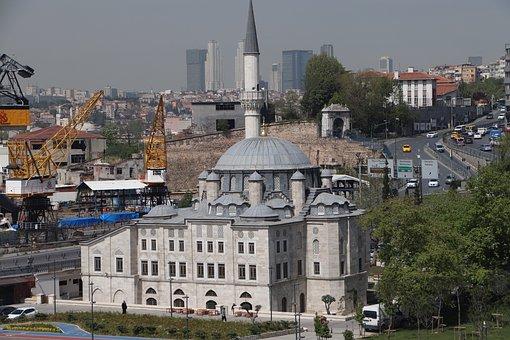 Cami, Istanbul, Turkey, Jewish, Karaköy, Estuary, Islam