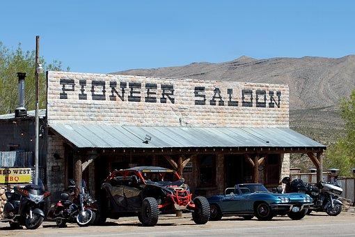 Pioneer Saloon, Saloon, Goodsprings, Nevada, Restaurant