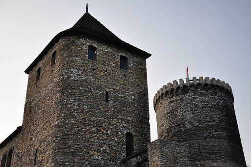 Castle, Old, Będzin, Poland, Fortress, Historically