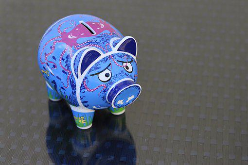 Save, Piggy Bank, Coints, Money, Save Money, Penny