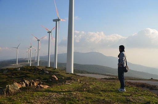 Nature, Wind, Turbine, Renewable, Energy, Ecology
