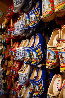Clog, Color, Colorful, Craft, Dutch, Footwear, Handmade