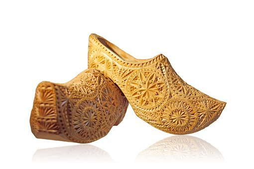 Clog, Isolated, Special, Craft, Dutch, Footwear
