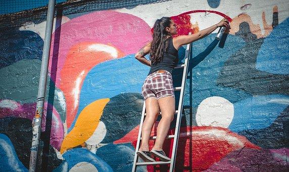 Graffiti, Artist, Graffiti Art, Culture, Graffiti Wall