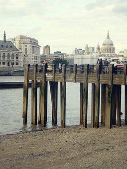 Cathedral, London, England, Landmark, Uk, Architecture