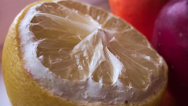 Lemon, Eating, Fruit, Nature, The Richness Of