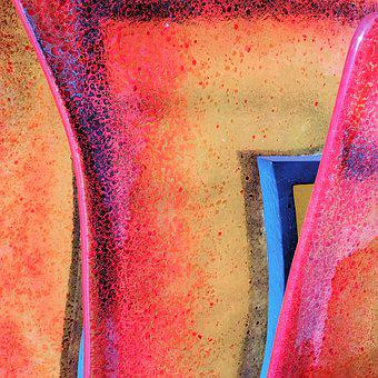 Art, Glass, Path Of Inspiration, Inspiration, Fire