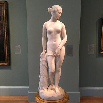 Statue, Sculpture, Nude, Classical, Art, Gallery