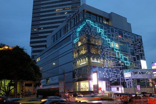 Siam Paragon, Mall, Siam, Discovery, Bkk, Bangkok