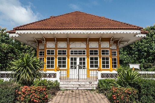 Thailand, Home, Architecture, Bangkok, Thai Home