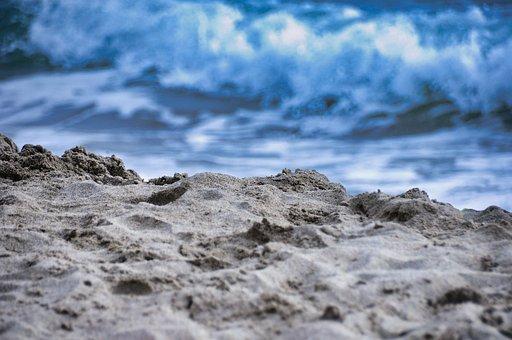 Sand, Sea, Solitude, Poem, Art, Beach, Summer, Ocean