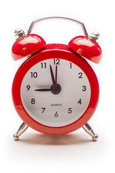 Alarm Clock, Clock, Time, Change The Time, Call, Hours