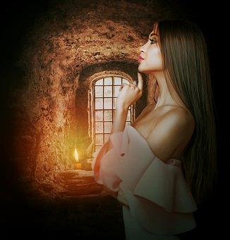 Fantasy, Gothic, Dark, Romantic, Medieval, Dream