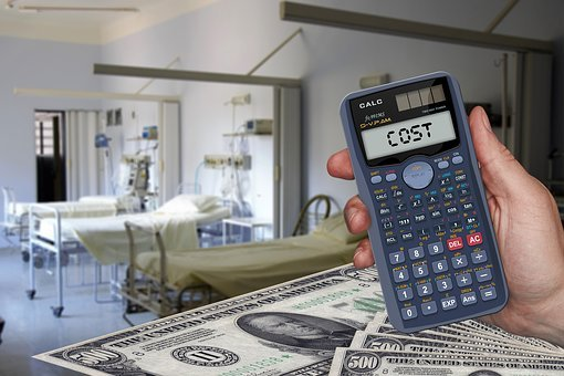 Cost, Calculator, Euro, Dollar, Money, Healthcare