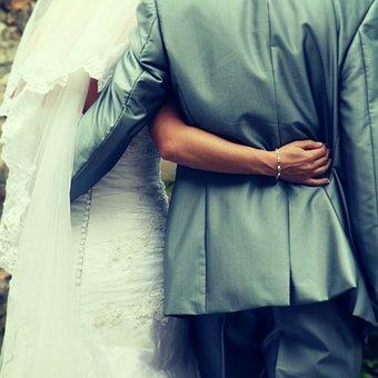 A Couple Of, Bride, Fiancé, Husband, Wife, Wedding