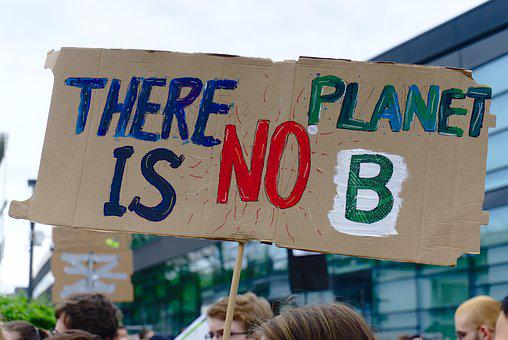 Fridays For Future, Climate Strike, Demonstration