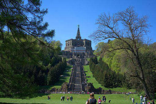 Hercules, Kassel, Park, Landmark, World Heritage, Hesse