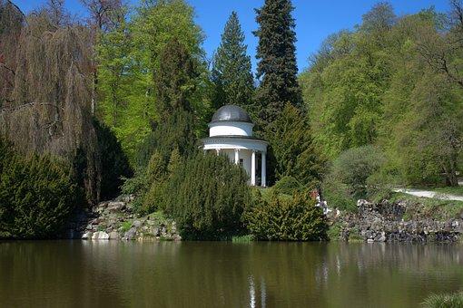Mountain Park, Park, Kassel, Wilhelmshöhe, Castle