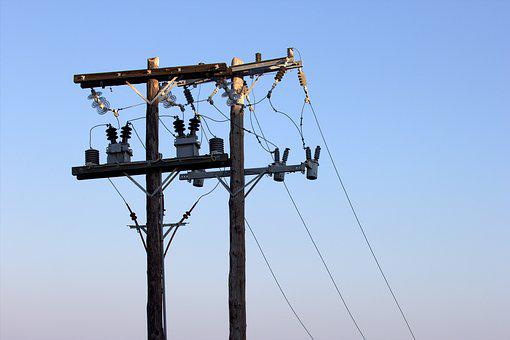 Strommast, Electric, Lines, Current, Cable, Energy