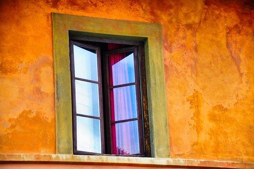 Fenete, Ochre, Provence, Open, Mystery, Italy, Florence