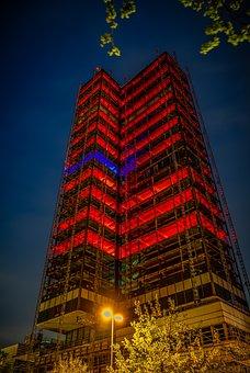 Steglitzer Kreisel, Berlin, Skyscraper, Rehabilitation