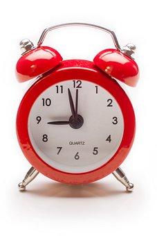 Alarm Clock, Clock, Time, Call, Hours, Indicator