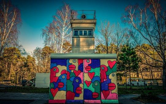 Berlin Wall, Watchtower, History, Historically