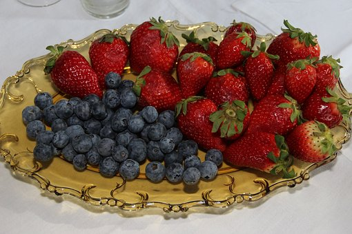 Fruit, Strawberries, Food, Eat, Red, Delicious, Sweet
