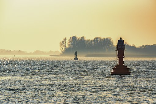 Hamburg, Elbe, Port, Water, Hanseatic City, River